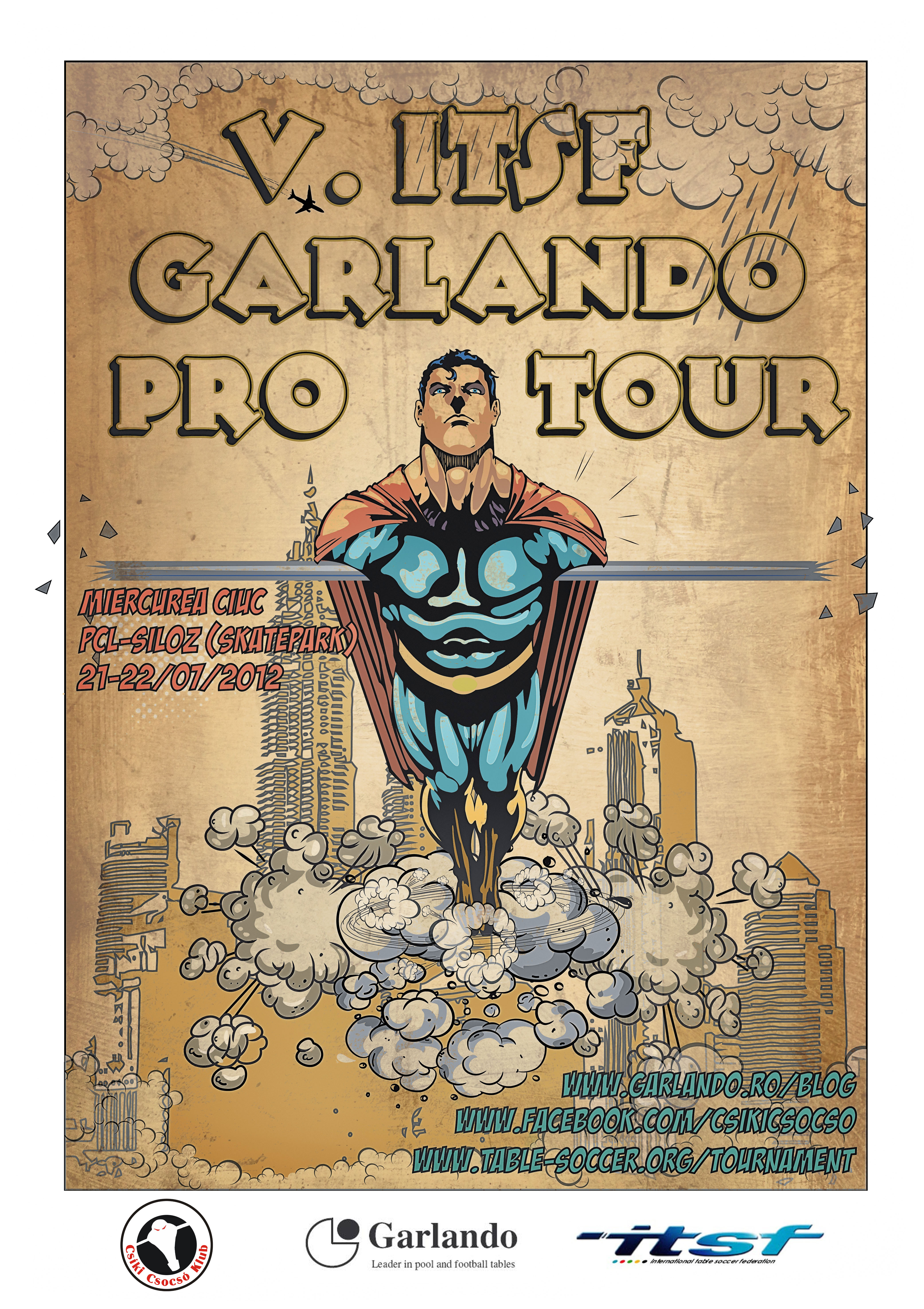 Romanian Garlando Pro Tour
